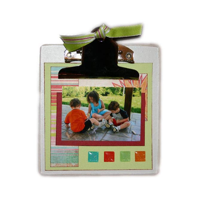 Clipboard with Picture