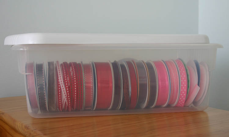 Ribbon Box Example