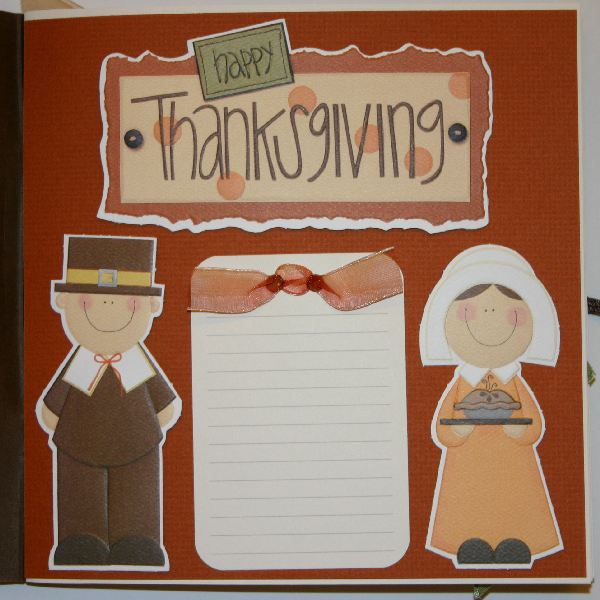 Thanksgiving Title Page